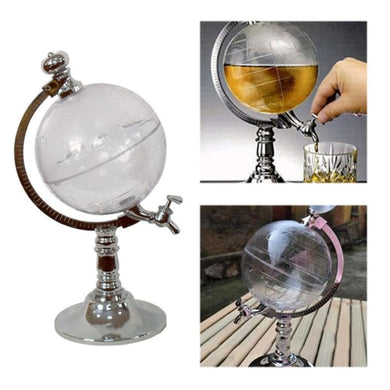 Unique Design Mini Globe Shape Bar - theprimelabel