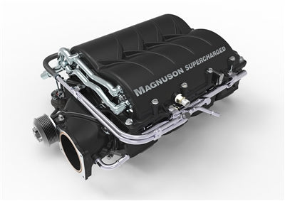 Magnuson TVS2300 Chevrolet SS Sedan Supercharger System - Tune Time Performance