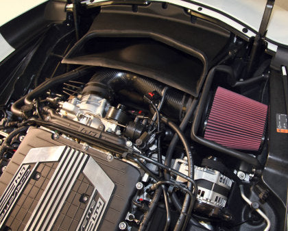 K&N AirCharger Intake C7 Z06 - Tune Time Performance