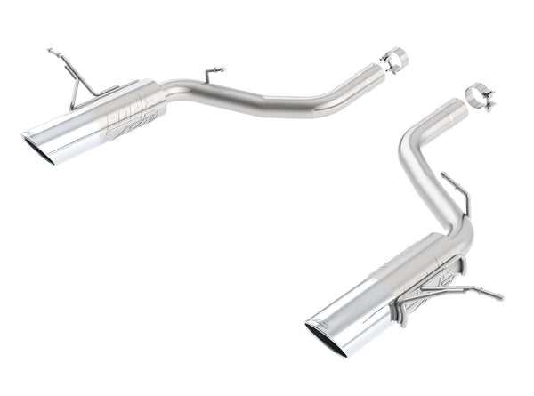 Borla ATAK Axle-Back Exhaust System 2012-2014 Jeep SRT 8 Grand Cherokee - Tune Time Performance