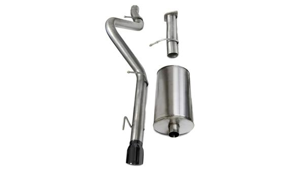 Corsa Sport Cat-Back Exhaust TBSS - Tune Time Performance