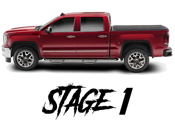 14+ GM Full Size Truck Stage 1 Package - Tune Time Performance
