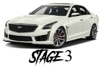 15+ Cadillac CTS-V Stage 3 Package - Tune Time Performance