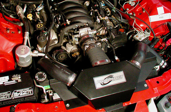 LS1 High Output Intercooled ProCharger Kit P-1SC-1