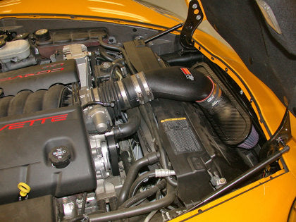 K&N 63 AirCharger Intake C6 Corvette - Tune Time Performance