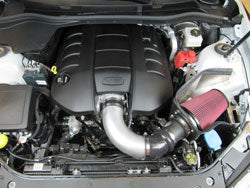 Airaid Cold Air Dam Intake SS Sedan - Tune Time Performance