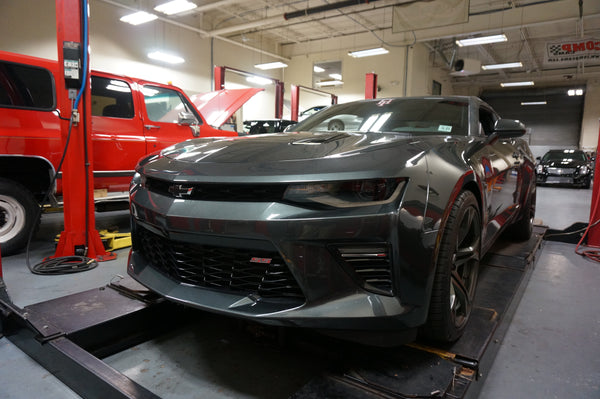Gen 6 Camaro LT1 Heads & Cam Package