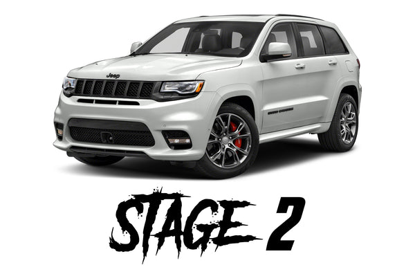 Trackhawk Stage 2 Package