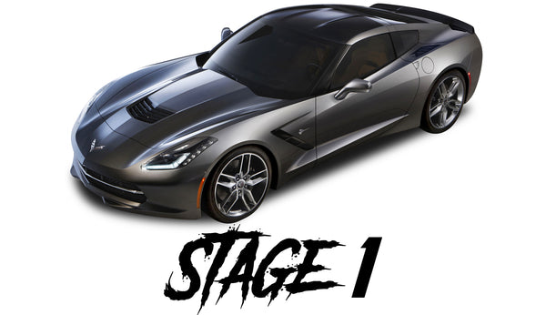 14-19 Corvette C7 Stage 1 Package - Tune Time Performance