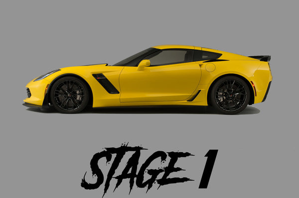 15-19 Corvette C7 Z06 Stage 1 Package - Tune Time Performance