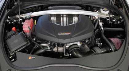 K&N 63 AirCharger Intake '16+ CTS-V - Tune Time Performance
