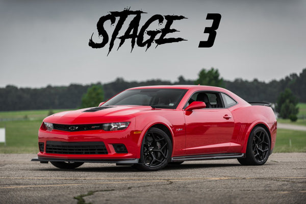 5th Gen Camaro Z28 Whipple Stage 3 Package - Tune Time Performance