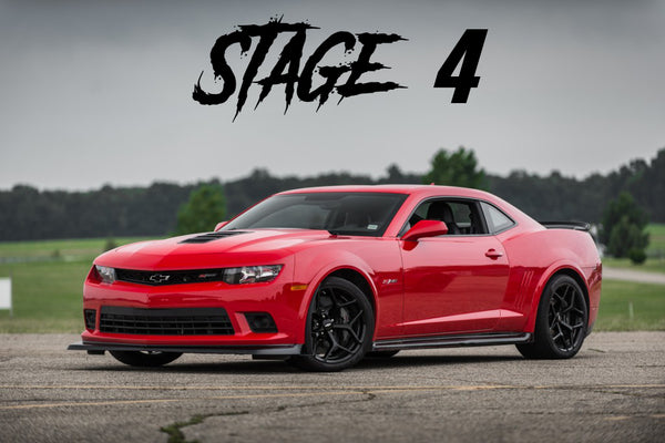 5th Gen Camaro Z28 Whipple Stage 4 Package - Tune Time Performance