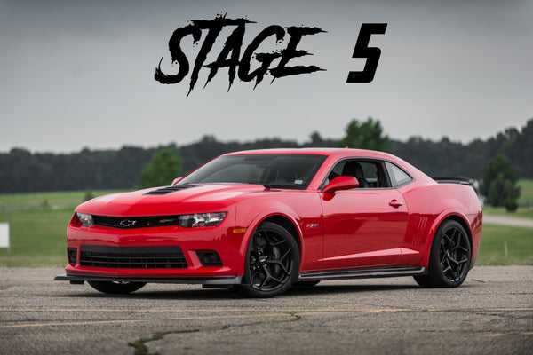 5th Gen Camaro Z28 Whipple Stage 5 Package - Tune Time Performance