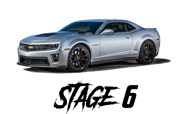 5th Gen Camaro ZL1 Stage 6 Package - Tune Time Performance