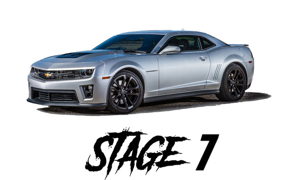 5th Gen Camaro ZL1 Stage 7 Package - Tune Time Performance