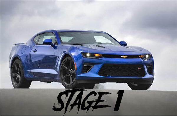 6th Gen Camaro SS Stage 1 Package - Tune Time Performance