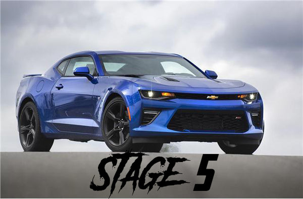 6th Gen Camaro SS Stage 5 Package - Tune Time Performance