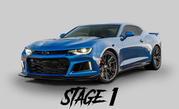 6th Gen Camaro ZL1 Stage 1 Package - Tune Time Performance