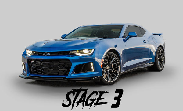 6th Gen Camaro ZL1 Stage 3 Package - Tune Time Performance