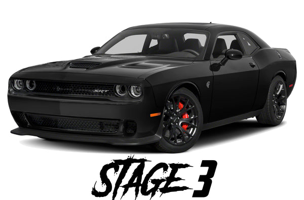 Hellcat Stage 3 Package - Tune Time Performance