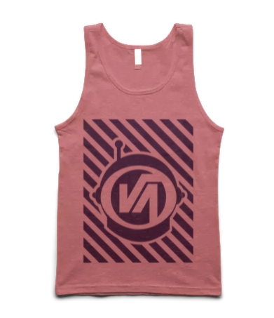 Valhooli Striped Tank - Velocity Clothes