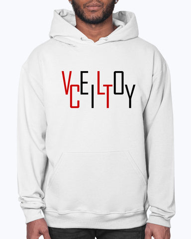 Velocity Stacked Hoodie