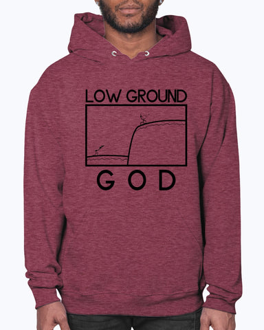 Velocity Low-Ground God Hoodie