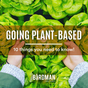10 Things I Wish I Knew Before Going Plant-Based