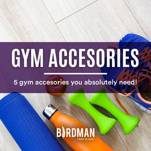 5 Gym Accessories You Absolutely Need