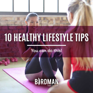 10 Lifestyle Tips to Be Healthier