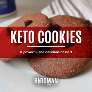 Keto Chocolate Cookies
