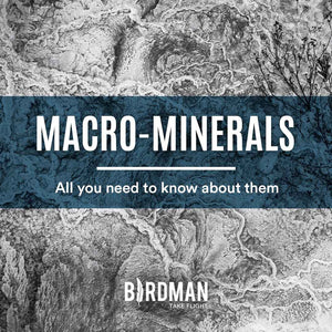 The Importance of Macrominerals