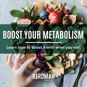 Eat and Exercise Your Way To a Faster Metabolism