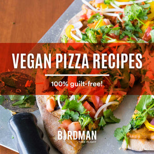 Vegan Pizza - 4 Delicious Recipes to Pimp Your Week