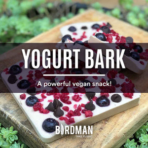 Protein Yogurt Bark