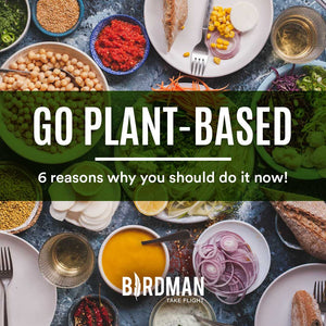 6 Reasons Why You Should Go Plant-Based