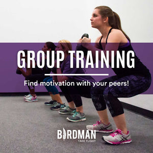 Group Training - How To Find Motivation