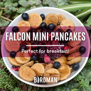 Falcon Mini Pancakes