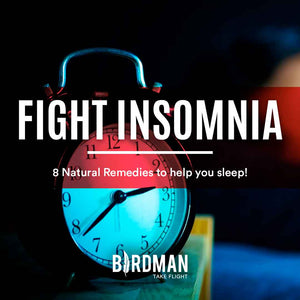 8 Natural Beverages for Insomnia