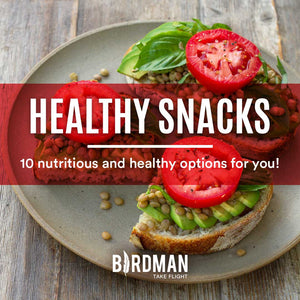 10 Healthy and Nutritious Snacks