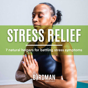 7 Vitamins and Supplements Ideal for Stress Relief