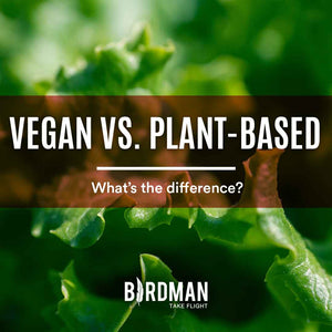 Differences between Vegan & Plant-Based