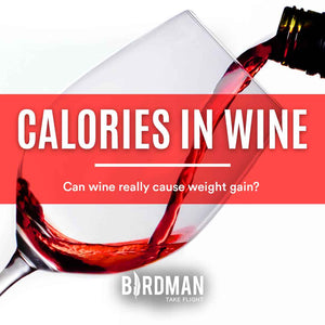 Does wine really make you gain weight? What the Science Supports