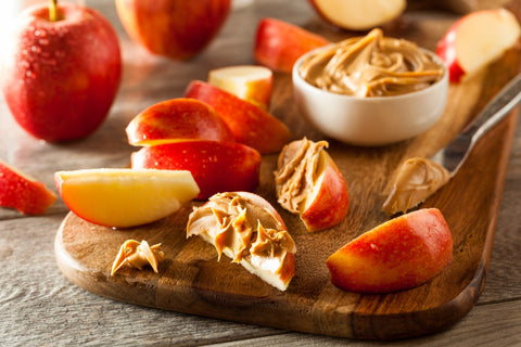 Apple & Peanut Butter Combo