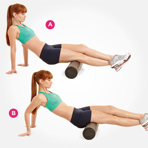 Foam Roller Massage
