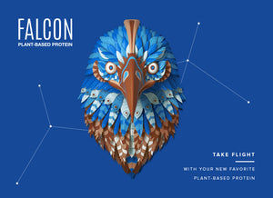 about falcon protein by birdman
