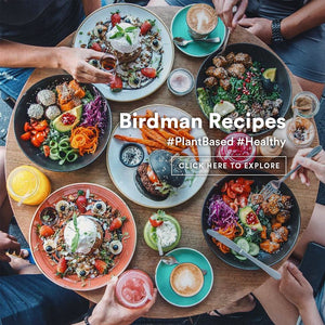 birdman blog recipes