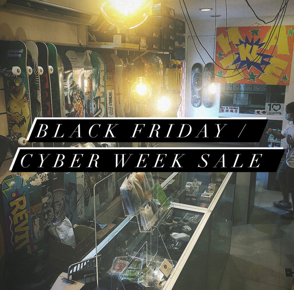 Black Friday / Cyber Week Sale