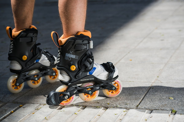 POWERSLIDE - Doop Yellow Sunrise 100 Inline Skates